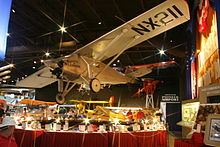 Aircraft Picture - Spirit of St. Louis replica at EAA AirVenture Museum