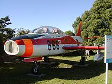 Aircraft Picture - Fuji T-1