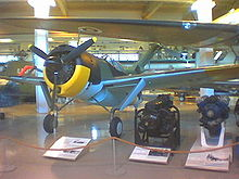 Aircraft Picture - The VL Humu at Central Finland Aviation museum.