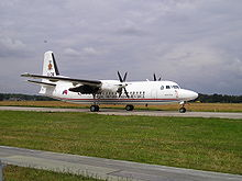 Aircraft Picture - Fokker 50 - Royal Netherlands Air Force