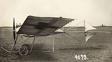 Aircraft Picture - Fokker Spin, 3rd model