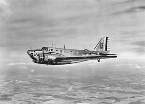 Aircraft Picture - B-18A