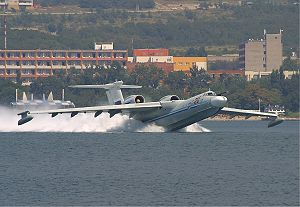 Airplane - Beriev A-40