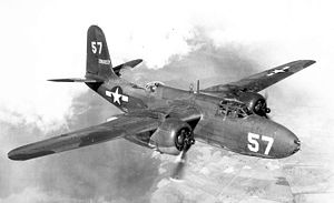 Aircraft Picture - A-20G of the USAAF