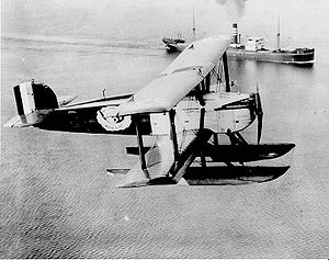 Aircraft Picture - Douglas World Cruiser Chicago equipped with floats