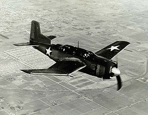 Aircraft Picture - The XSB2D-1 in 1943
