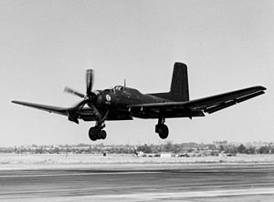Aircraft Picture - XTB2D-1 prototype