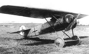 Airplane - Fokker D.VIII
