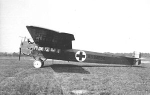 Aircraft Picture - Fokker A-2