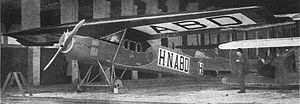 Aircraft Picture - the third F.II