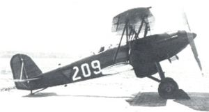 Aircraft Picture - Fokker D.XVII