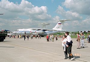 Airplane - Beriev A-50