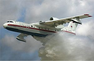 Aircraft Picture - Be-200 Altair