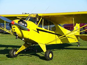 Aircraft Picture - Piper J-3 Cub