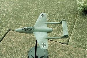 Aircraft Picture - Wartime model of the Project VII design