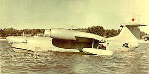 Airplane - Beriev R-1