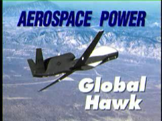 Aircraft Picture - RQ-4 Global Hawk USAF video