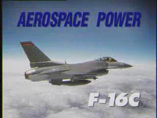 General Dynamics F-16 Fighting Falcon Airplane Videos and