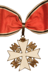 Aviation History - Lindbergh's medal (Service Cross of the German Eagle)