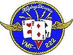 Aviation History - VMF-222