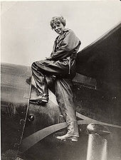 Aviation History - Earhart and