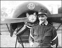Aviation History - Alfred Comte