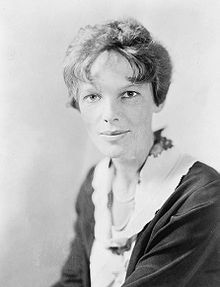 Aviation History - Amelia Earhart