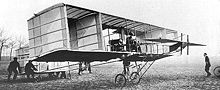 Aviation History - John Moore-Brabazon - John Moore-Brabazon in his Voisin Bird of Passage in 1909