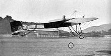 Aviation History - The incident in Biel/Bienne on June 3, 1913