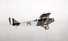 Aviation History - Curtis JN-4