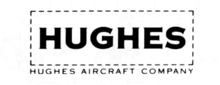 Airplane Picture - Hughes Aircraft Company logo until 1985.
