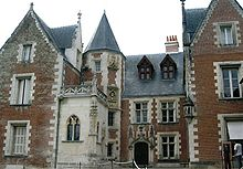Leonardo da Vinci - Clos Luc� in France, where Leonardo died in 1519