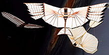 Aviation History - Otto Lilienthal - Models of his gliders