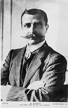 Aviation History - Louis Bleriot