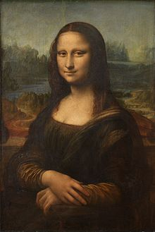 Leonardo da Vinci - Mona Lisa or La Gioconda (1503-1505/1507)-Louvre, Paris, France
