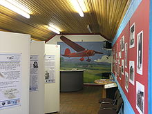 Aviation History - Amelia Earhart Museum, Derry
