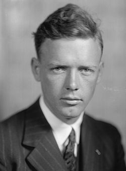 Aviation History - Charles Lindbergh