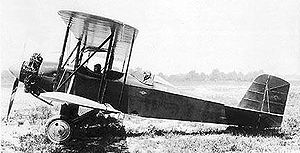 Aviation History - Alfred V. Verville - Buhl-Verville CA-3 Airster