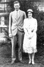 Aviation History - Charles and Anne Morrow Lindbergh