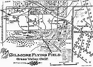 Aviation History - Lyman Gilmore - Gilmore Flying Field