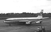Airplane Picture - Boeing 720-048 of Aer Lingus-Irish International in 1965