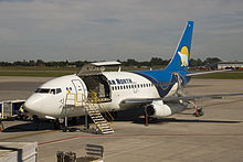 Airplane Picture - Canadian North Boeing 737-200C