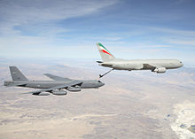 Airplane Picture - A KC-767 refueling a USAF B-52H, 2007