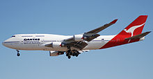 Airplane Picture - The 747-400ER was derived from the 747-400X study