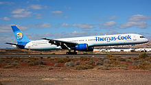 Airplane Picture - Thomas Cook Airlines 757-300