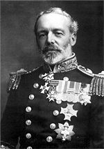 World War 1 Picture - Rear-Admiral Cradock.