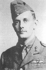 World War 1 Picture - Major Lanoe Hawker VC
