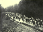 World War 1 Picture - Romanian troops in Transylvania, 1916