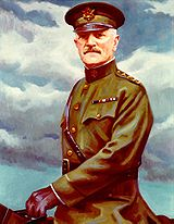 World War 1 Picture - Gen. Pershing as Army Chief of Staff