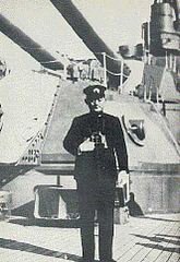 World War 1 Picture - Commander in Chief of the Combined Fleet, 1936